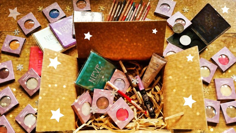 Mineral Make-up Box Neve Cosmetics